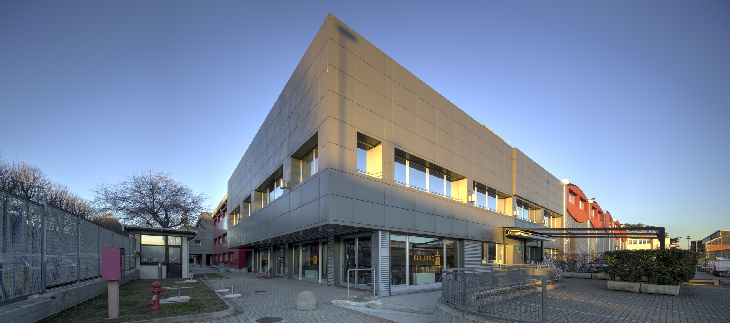 Building Center 4 Lotto A3